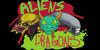 Aliens-Dragons