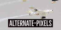 Alternate-Pixels