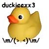 duckieexx3's avatar