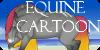 Equine-Cartoon
