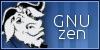 GNU-zen