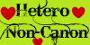 Hetero-Non-Canon