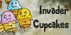 InvaderCupcakes