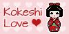 Kokeshi-Love