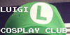 Luigi-Cosplay-Club