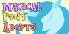 Magical-pony-adopts