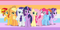 Mane8-Supporters