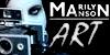 Marilyn-Manson-Art