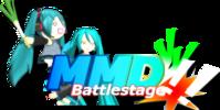 MMD-BattleStage