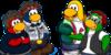 PenguinBand-Girls