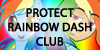 Protect-Rainbow-Dash