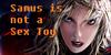 SamusIsNotASexToy's avatar