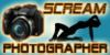 Scream-Photographer