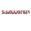 ShadowWolf1664's avatar