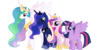 The-Canterlot-Royals