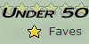 Under50Favs