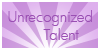 UnrecognizedTalent's avatar