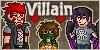 Villain-Comic