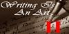 Writing-Is-An-Art-II