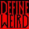 XdefineXweirdX's avatar