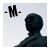 :icon-m-: