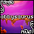 :iconabbysaurus: