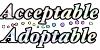 :iconacceptableadoptable: