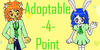 :iconadoptable-4-point: