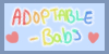:iconadoptable-babs: