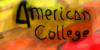 :iconamericancollege: