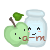 :iconapple-milk: