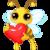 :iconbee-heart:
