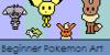 :iconbeginner-pokemon-art: