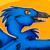 :iconbluefluffydinosaur: