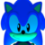 :iconbluehedgehogx: