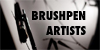 :iconbrushpenartists: