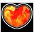 :iconburningheartcomic: