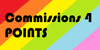 :iconcommissions-4-points: