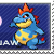 :iconcroconawlovestamp2: