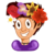 :iconcrownedflower: