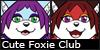 :iconcutefoxieclub: