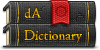 :iconda-dictionary: