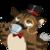 :icondapper-cat: