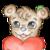 :icondragon-rainbowbeanie: