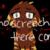 :iconechoscreech423: