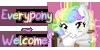 :iconeverypony-welcome: