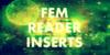 :iconfemreader-inserts: