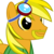 :icongarfieldapplejack: