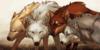 :icongreatwarriorwolves: