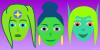 :icongreen-skinned-girls: